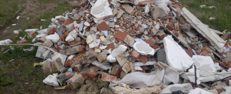 Kas yra statybinės atliekos